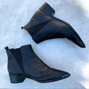 Marc Fisher Yale Point Toe Chelsea Bootie